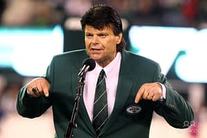 Mark Gastineau on stage