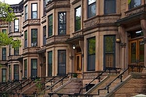 brownstone homes in new york city